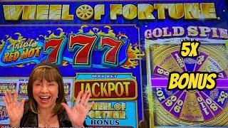 WHEN I'M LOSING I GO TO MY ATM SLOT-WHEEL OF FORTUNE- SPIN IT TO WIN IT