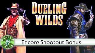 Dueling Wilds, Encore Shootout