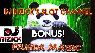 Panda Magic Slot Machine •️LIGHTNING LINK •️ BONUS!