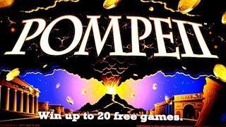 Pompeii Original Slot Machine GREAT WINS   Can Can de Paris Slot Machine BONUS