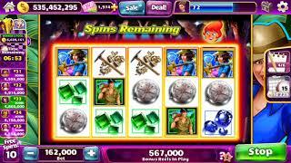 HOT HOT PENNY GEM HUNTER Video Slot Casino Game with a FREE SPIN BONUS