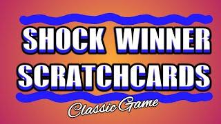 SHOCK WINNER...VIEWERS Vs PIGGY.....SCRATCHCARD Late night Classic..WhooooOOOOOOO