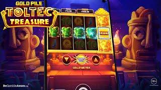 Gold Pile: Toltec Treasures Online Slot from Playtech