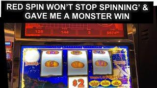 WOW I ONLY PUT $200 IN PIECES OF EIGHT SLOT & GOT THIS MONSTER WIN AT SKY TOWER CHOCTAW CASINO