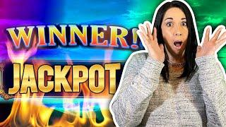 JACKPOT HANDPAY started by a MINI PARTY ! WHAT JUST HAPPENED !