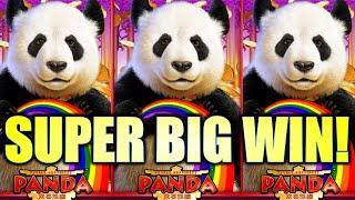 SUPER BIG WIN! THE PIG, THE KOI, & THE PANDA! PANDA DOUBLE HAPPINESS Slot Machine Bonus
