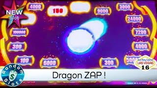 ️ New - Dragon Zap Slot Machine Dragon Blast Feature