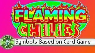 Flaming Chilies slot machine bonus
