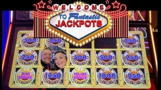 Welcome to FANTASTIC JACKPOTS Slot Machines!! Hold & Spins and Free Games!