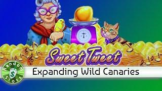 Sweet Tweet slot machine free spin bonus