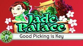 Jade Palace slot machine bonus