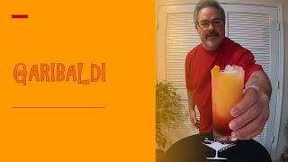 How I Make A Garibaldi Cocktail