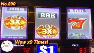 New! Top Dollar Extra Prize Bonus Slot & Triple Wild Dragon Slot 赤富士スロット