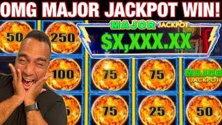 4 Jackpot Handpays on High Limit Lightning Link at Atlantis Casino!!