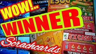 Wow!..One to Watch!...EXCLUSIVE Scratchcard... 21 Green...FAST 500GOLD 250.0005x CASH
