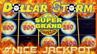 ️HIGH LIMIT Dollar Storm Ninja Moon SUPER GRAND CHANCE HANDPAY JACKPOT ️Lightning Link HIGH STAKES