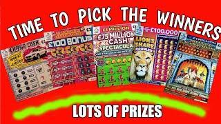 SCRATCHCARD  ....BIG......PRIZE DRAW...LOTS OF WINNERS....FANTASTIC GAME....WhooooOOOOOOO