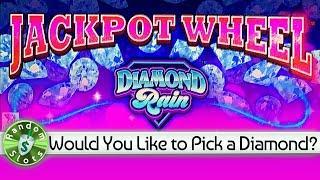 ️ New - Diamond Rain Jackpot Rain slot machine bonus