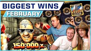 Top 10 Slot Wins of February 2021