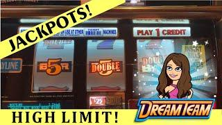 $50 WHEEL OF FORTUNE GOLD SPIN JACKPOTS! $25 DOUBLE GOLD BAR & HAYWIRE SLOT MACHINE LIVE PLAY