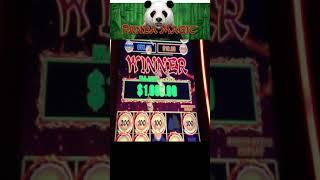 MAJOR Jackpot WINMAXED out on PANDA Magic DRAGON LINK #Shorts