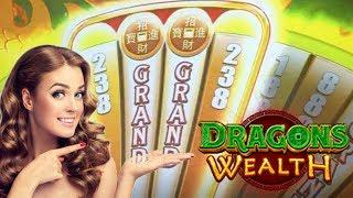 Reel Riches DRAGON'S WEALTH Slot * Did We LAND THE GRAND? | Casino Countess
