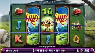 THE THREE STOOGES: PLAYING THROUGH Video Slot Casino Game witha FAIRWAY FREE SPIN  BONUS