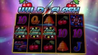 Wild Flash - Jackpot Party Casino Slots