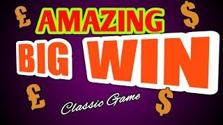 WHAT AMAZING ...BIG WIN....(ONLY SPENT £10 ON SCRATCHCARDS).....WOW!......AMAZING GAME.