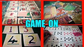 ANOTHER GREAT SCRATCHCARD GAME..LOTS OF GAMES  AND PRIZE DRAW..WINS POSTED TO YOU HOME(POST FREE)