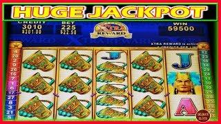 I FINALLY NAILED IT HUGE JACKPOT ON MAYAN CHIEF