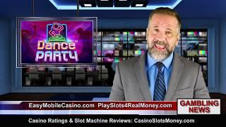 Online Casino Software Providers Are Lighting Up The Dance Floor With Latest Slots Release