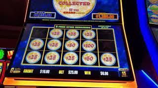 Dollar Storm Ninja Moon $25 Bet $1 Denom
