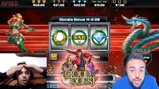 SLOT ONLINE - Scopriamo la CLOUD QUEST