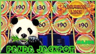 HIGH LIMIT Dragon Link Panda Magic HANDPAY MAJOR JACKPOT$30 BONUS ROUND Slot Machine Casino