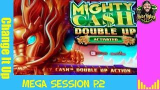 Mighty Cash Double Up Dragon ChangeItUp Session S2E3