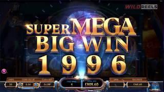 Cazino Cosmos Slot -  Big Win - Yggdrasil