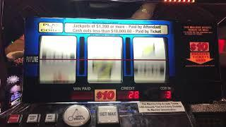 Crazy Winners Slot Machine - $30/Spin - High Limit