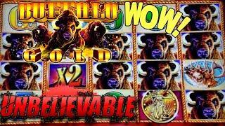 Buffalo Gold Slot HANDPAY JACKPOT ! Wynn Las Vegas!! Buffalo Gold Slot Machine  MASSIVE WIN