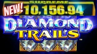 NEW DIAMOND TRAILS Ocean Winnings & Safari Winnings (Konami)