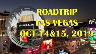 Roadtrip to Las Vegas - I Have Arrived