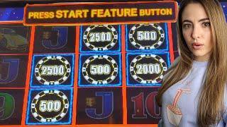 $50/SPIN HANDPAY JACKPOT on Lightning Link at Wynn Las Vegas!