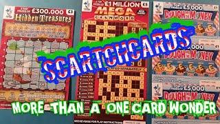 SPECIAL..Easter Time.... Lockdown Game..Lots of Scratchcard..MORE THAN A ONE CARD WONDER GAME