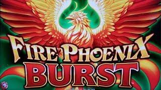 SO MUCH WINNING on FIRE PHOENIX BURST + MONEY FROG SLOT POKIES BONUSES - PECHANGA CASINO