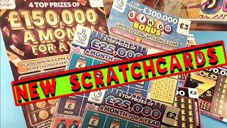 NEW CARDS..£150,000 MONTH  ..£25,000 MONTH..GOLD 7s..REDHOT BINGO..CASHWORD