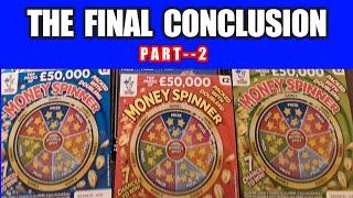 The Game Continues...The Final FINAL CONCLUSION...all is revealed....Wow!!..(see other video 1st)