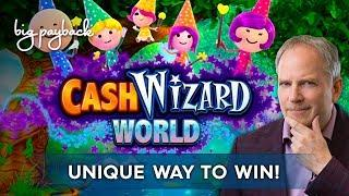 Cash Wizard World Slot - CAN YOU FORCE A JACKPOT?!