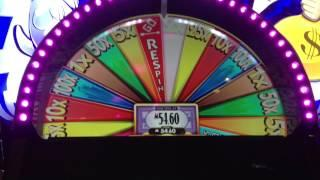 Last of My Super Monopoly Money Wheel Spin Money