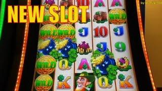 $100 series Big Win - NEW GameWILD Lepre' Coins Gold Reserve @ San Manuel Casino