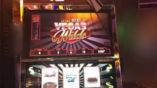 """""""LIVE HANDPAY""""  VGT Slots """"Lucky Ducky Vegas Wilds""""  Choctaw Gaming Casino, Durant, OK."""